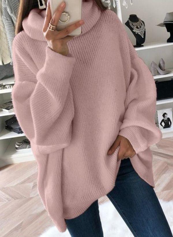 Вязаный свитер осень/зима 2019-2020 1474240