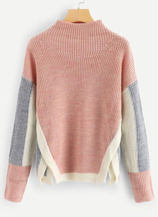 Вязаный свитер осень/зима 2019-2020 1476714