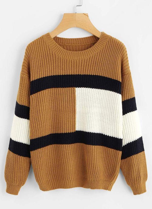 Вязаный свитер осень/зима 2019-2020 1476719