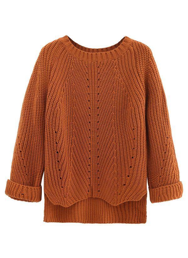 Вязаный свитер осень/зима 2019-2020 1476724